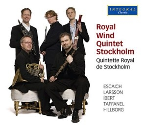 Royal Wind Quintet Stockholm, c'est royal !