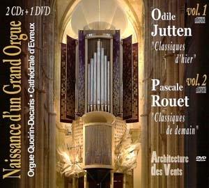 Naissance d'un grand orgue de cathédrale