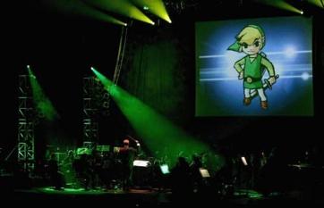 Un concert spectaculaire et inédit consacrée à la musique de jeux vidéos