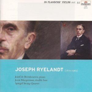 Joseph Ryelandt: la plate musique, qui est la sienne