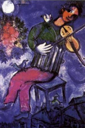 Chagall reçoit Webern et Schubert