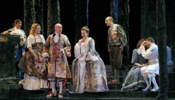 Bénédicte Tauran, Mozart avec bonheur!