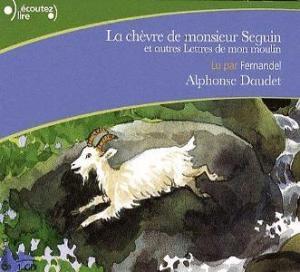 Daudet par Fernandel: un doux parfum de Provence…