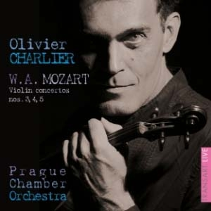 Olivier Charlier joue Mozart