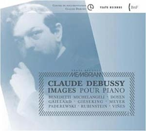 Neuf pianistes pour Debussy