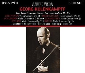Georg Kulenkampff, violoniste allemand au sein d'une époque trouble