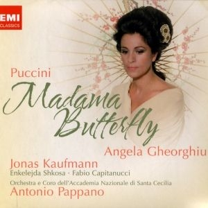 Angela Gheorghiu est Butterfly