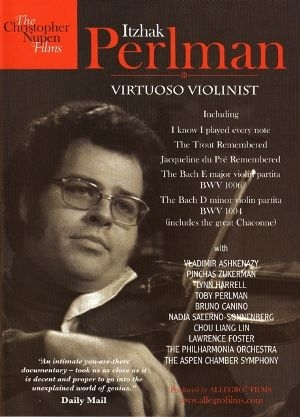 Itzhak Perlman, violoniste virtuose, très attachant