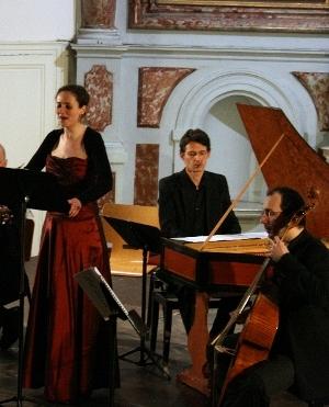 Cantates françaises inédites