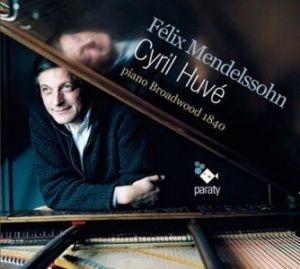 Mendelssohn à l'ancienne: une belle nouveauté!