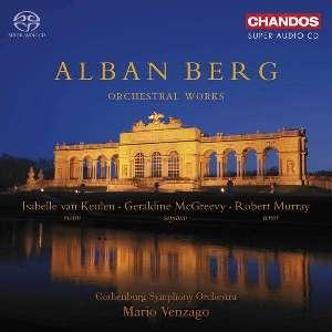Berg, l'intégrale orchestrale…