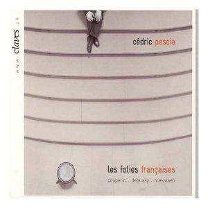Cédric Pescia et les couleurs françaises