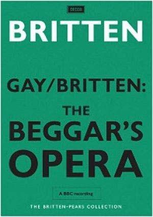 L'opéra du gueux de Britten