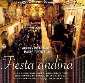C'est la fête de l'orgue au Pérou