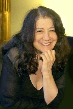Un violon ravit la vedette à Martha Argerich