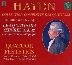 Haydn, suite... et presque fin!