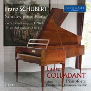 Des Schubert en demi-teintes