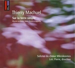 Thierry Machuel ou la fausse simplicité