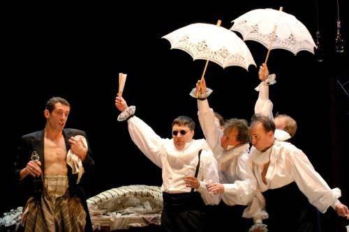 Et Les Chanteurs Ayant La Plus Grande Tessiture Vocale: Le Médecin Malgré Lui De Gounod, Molière Lyrique « La