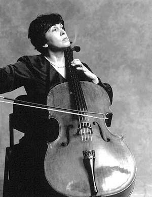 La diva discrète du violoncelle