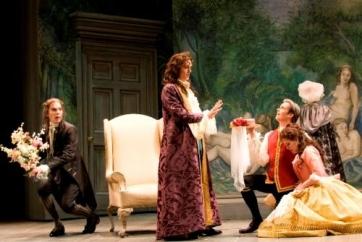 Hilarité générale aux noces de Figaro et Susanna