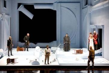 La première française de l'opéra napolitain
