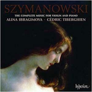 Szymanowski, l'intégrale violonistique