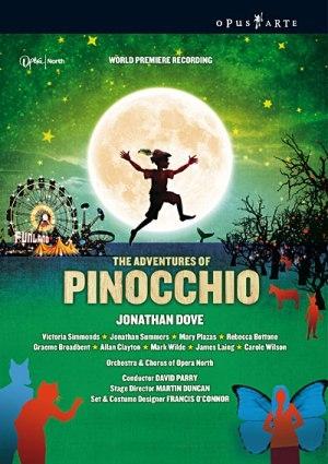 Pinocchio chante!