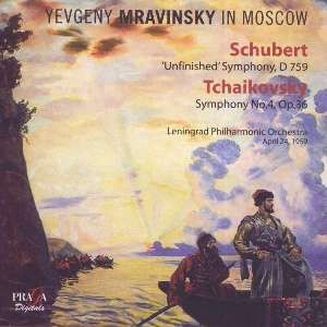 Mravinsky à Moscou
