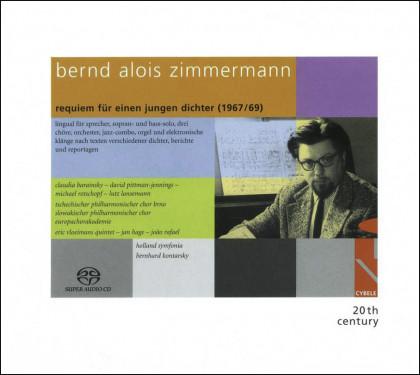 Bernd Alois Zimmermann_Requiem für einen jungen dichter_Cybele Records