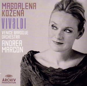 Magdalena Kozená s'invite chez Vivaldi