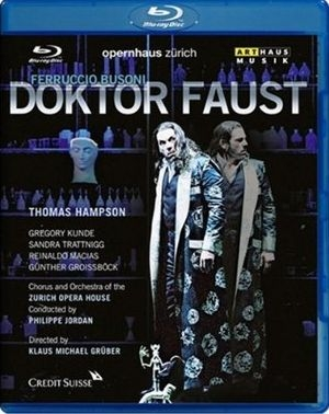 L'impressionnant Doktor Faust de Thomas Hampson