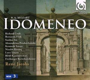 Idomeneo revisité