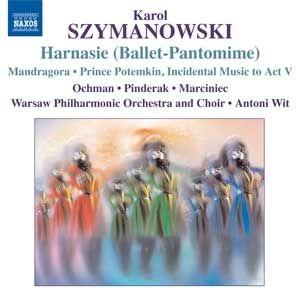 Szymanowski et les ballets