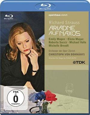 Ariane à Naxos, non, à Zurich!