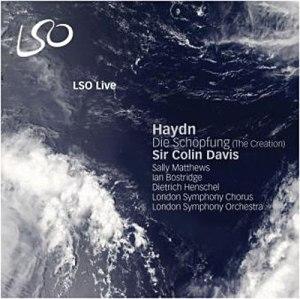 Une nouvelle Création de Sir Colin Davis