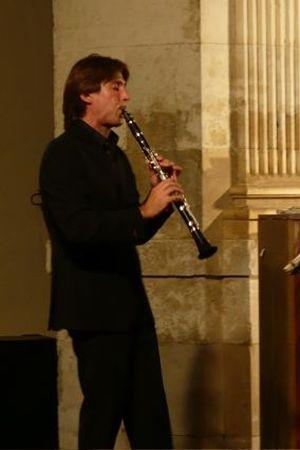 Orgue et clarinette au château