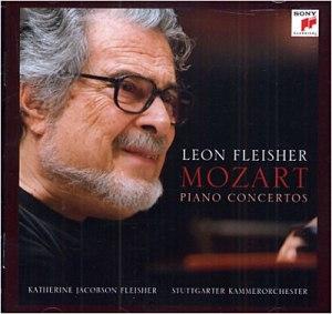 Mozart par Leon Fleisher: grâce et aisance