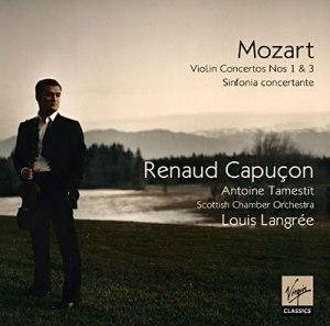 Mozart dans la dentelle