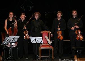 Quatuor Atrium, Nicolas Stavy: l'intensité musicale
