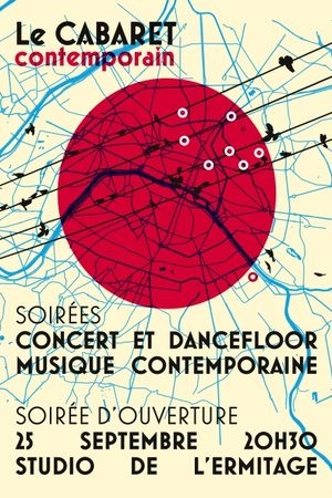 Lancement du Cabaret Contemporain