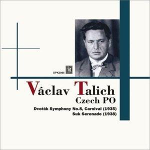 Splendides transferts de Václav Talich par Opus Kura