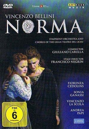 Norma, héroïne tragique