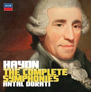 Antal Doráti pour la gloire de Joseph Haydn
