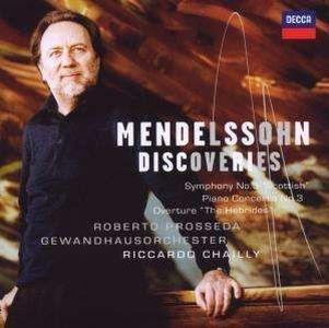 Mendelssohn inconnu