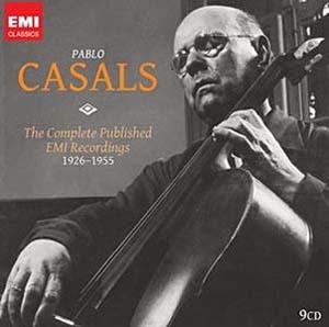 Pau Casals enthousiaste pour l'éternité