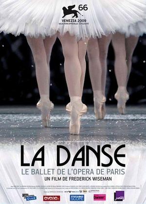 Le Ballet de l'Opéra de Paris sur grand écran