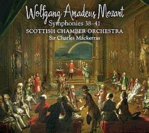 Un Mozart idéal par l'admirable Sir Charles Mackerras