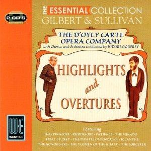Gilbert & Sullivan, entre opéras-comiques et opérettes