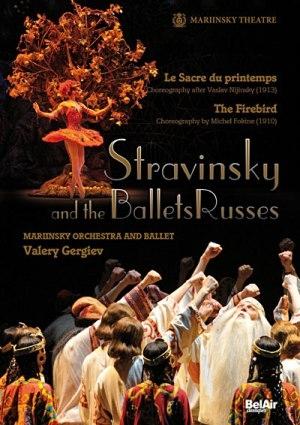 Stravinsky et les Ballets russes: retour aux origines